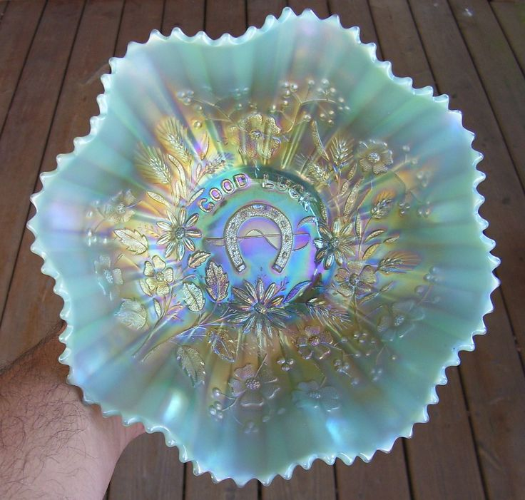 The Majestic Eclectic: Canival Glass Value Part II | Ruby Lane Blog
