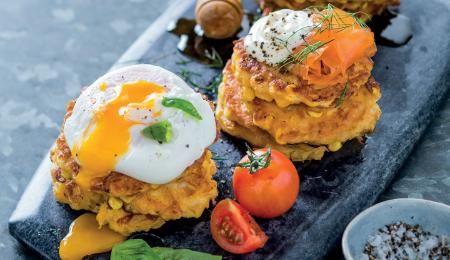 Delicious versatile: serve for breakfast, lunch or dinner.