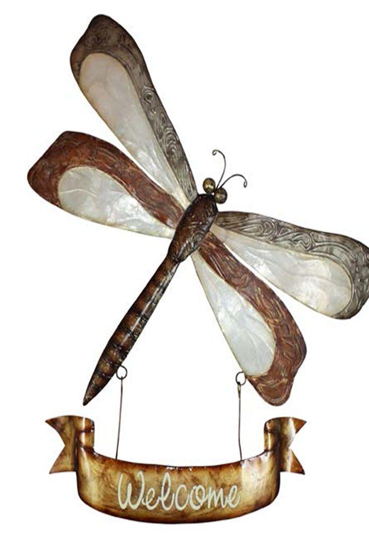 Nice Dragonfly Welcome Capiz!