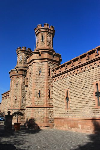 Centro Historico de las Artes, San Luis Potosi, Mexico | Eduardo Ramirez via flickr