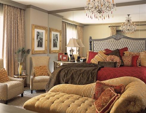 Mirrored Hotel Rooms Houston