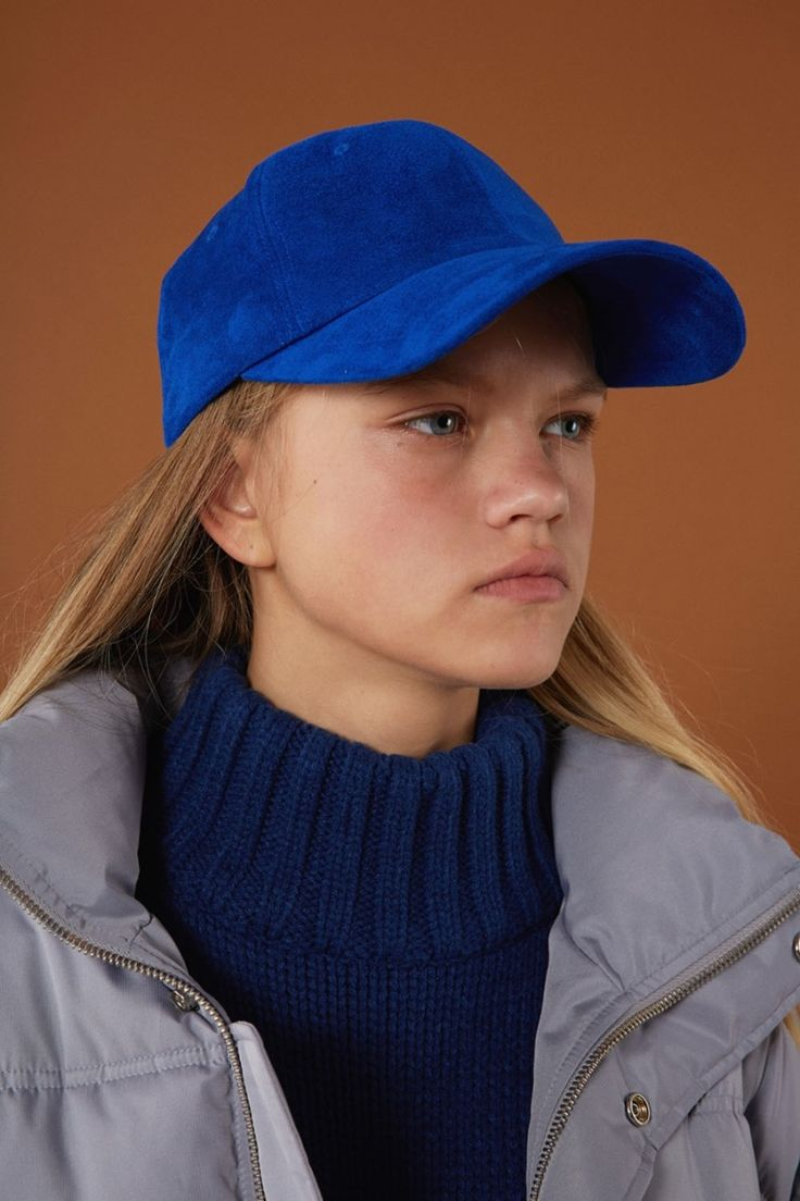 [BLUE] FW15 collection Wool cap