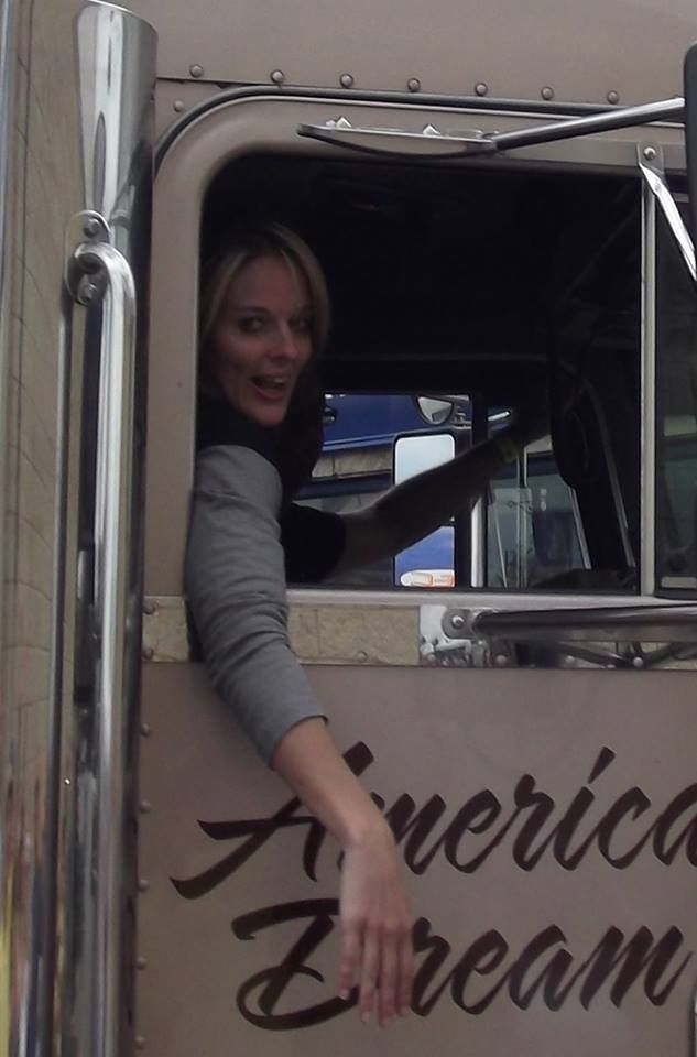 Lisa Kelly: Ice Road Trucker(s)