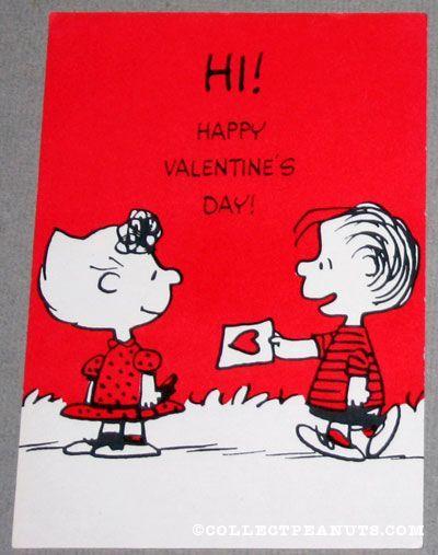 107 best valentines daypeanuts images – Virtual Valentines Cards