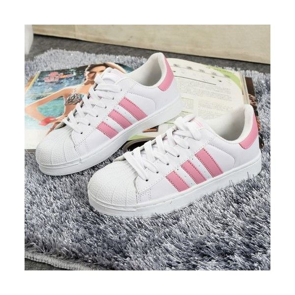 Adidas Super Star Dupe Sneakers (2 colors ) by Cloud 97 ($32) ❤