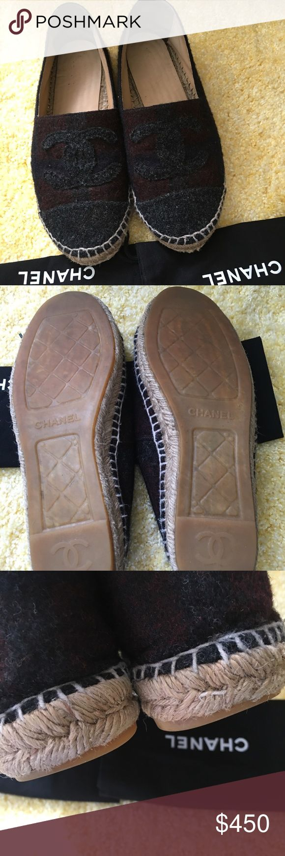 Best 25 shoe size chart ideas on pinterest toddler shoe size authentic chanel espadrille size 39 nvjuhfo Image collections