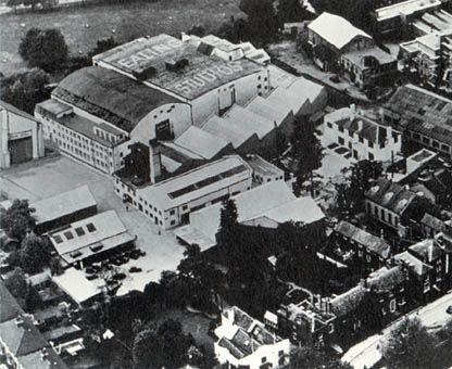 Ealing Studios - history - wickedlady.com