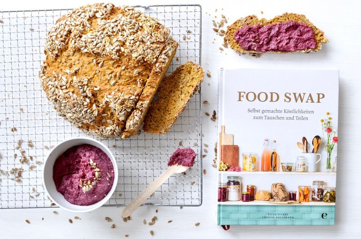 Hier findet ihr eine Rezension des Buches Food Swap aus dem Edel Verlag. Beim Food Swap geht es ums Entdecken und Teilen selbst gemachter Köstlichkeiten.