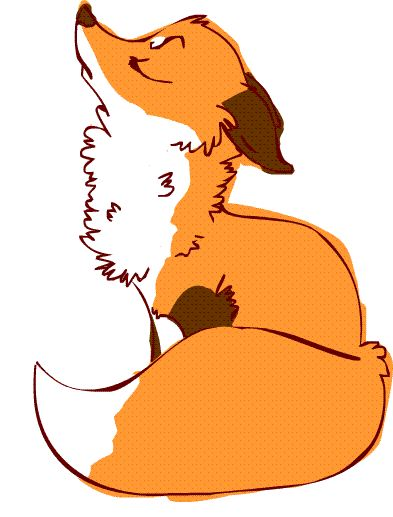 The Fox Blog...I'm pretty sure this is the spitting image of me...just in cartoon