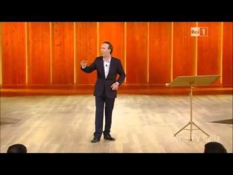 AMA E FATTI AMARE E SII FELICE I Dieci Comandamenti - Roberto Benigni - YouTube