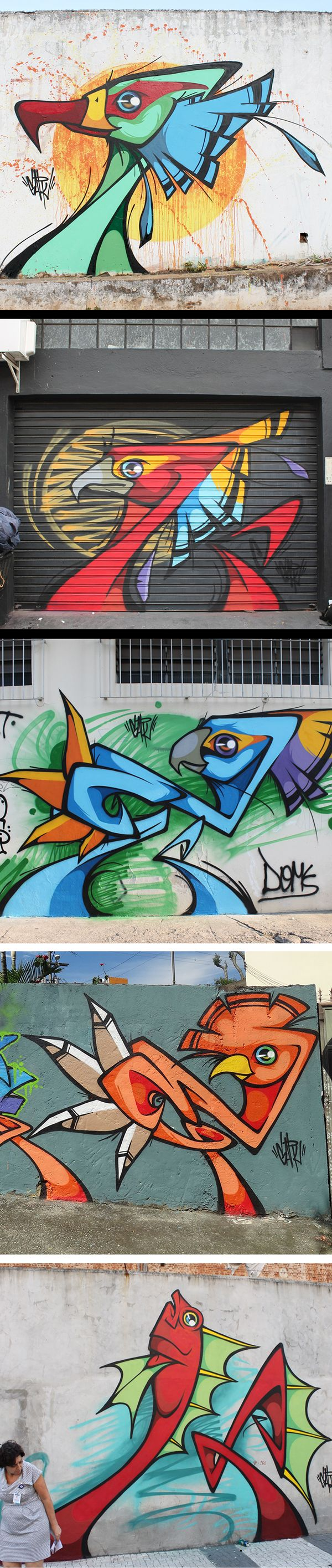 Best Graffiti Street Art Images On Pinterest Cities - Clever free bird see graffiti spotted in chicago leads to a creative surprise