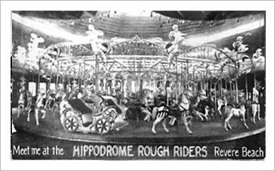 Hippodrome Rough Riders at Revere Beach