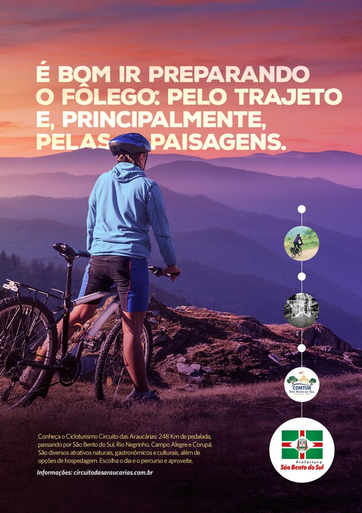 Projeto Cicloturismo São Bento do Sul