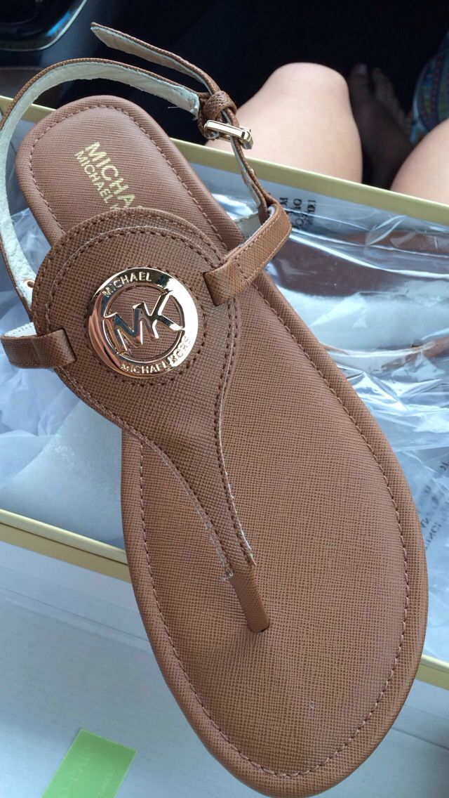 Michael Kors sandals                                                                                                                                                                                 More