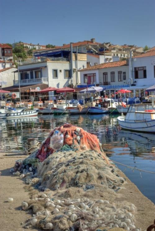 Bozcaada island, Canakkale, Turkey