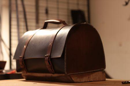 Agarapati Leather  ®   Seyahat Çantası