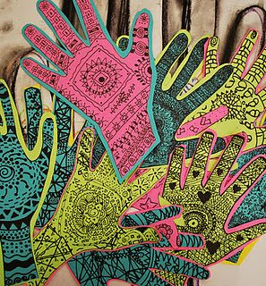 Fun Art Adventures with Middle School Students blog