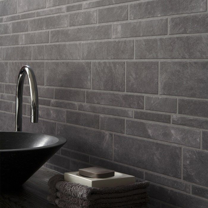 Best 25 grey slate bathroom ideas on pinterest gray for Graham and brown bathroom wallpaper