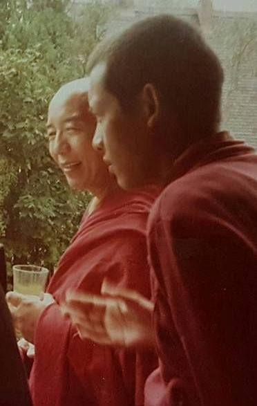 Kyabje Tenga Rinpoche