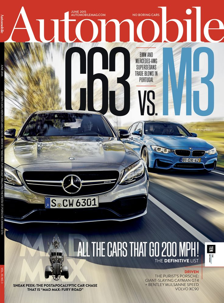 22 Best Images About Automobile Magazine Covers On