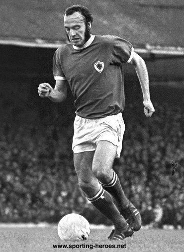 Rodney Fern - Leicester City FC - 1967/68-1971/72
