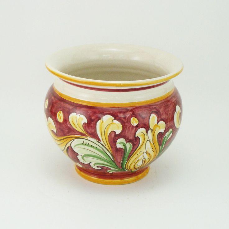 Portavasi : Portavaso Ceramica cm 30 Ro