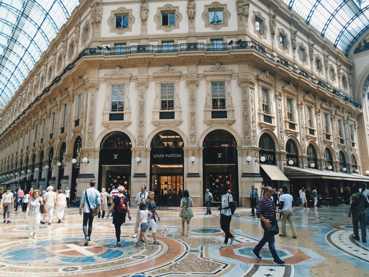 Photo Diary: Italy - Milan Gallery | A Little Bit Of G