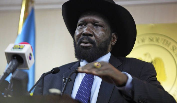 "South Sudanese President Salva Kiir is not happy with the United Nations, which he accuses of running a ""parallel government"" to his own. He may have a point, but if so, he's only got himself to blame. And with his entire attention focused on saving his own political skin, he should probably be grateful that someone is remembering to look after his people. By SIMON ALLISON."