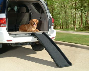 UltraLite Bi-fold Pet Car Ramp