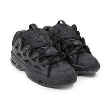 Osiris D3 black charcoal scarpe skate new