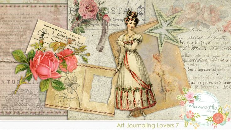 Art Journaling Lovers 7