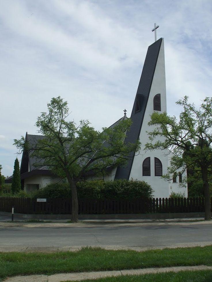 New Catholic church - Érd, Hungary