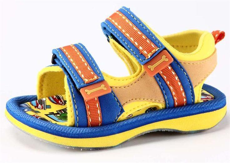 Детская летняя обувь из европы