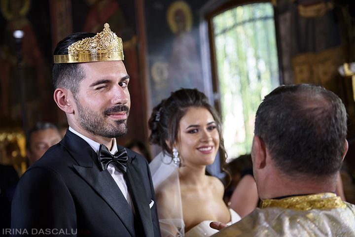 Fotografii Nunta - Irina Dascalu Wedding Photographer - Ceremony