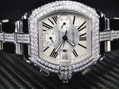 Fab Cartier watch