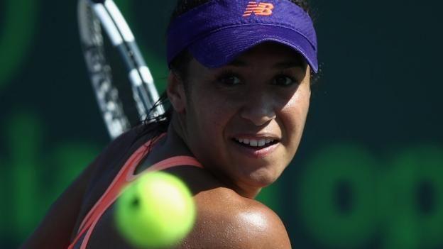 #tennis #news  Watson begins Monterrey title defence