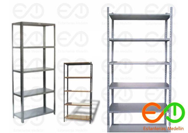 M s de 25 ideas incre bles sobre estanter as met licas en - Estanterias metalicas modulares ...