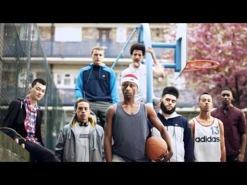 Adidas #takethestage