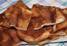 Tradiční španělský skořicový koláč hotový už za 10 minut s tou nejlepší chutí!