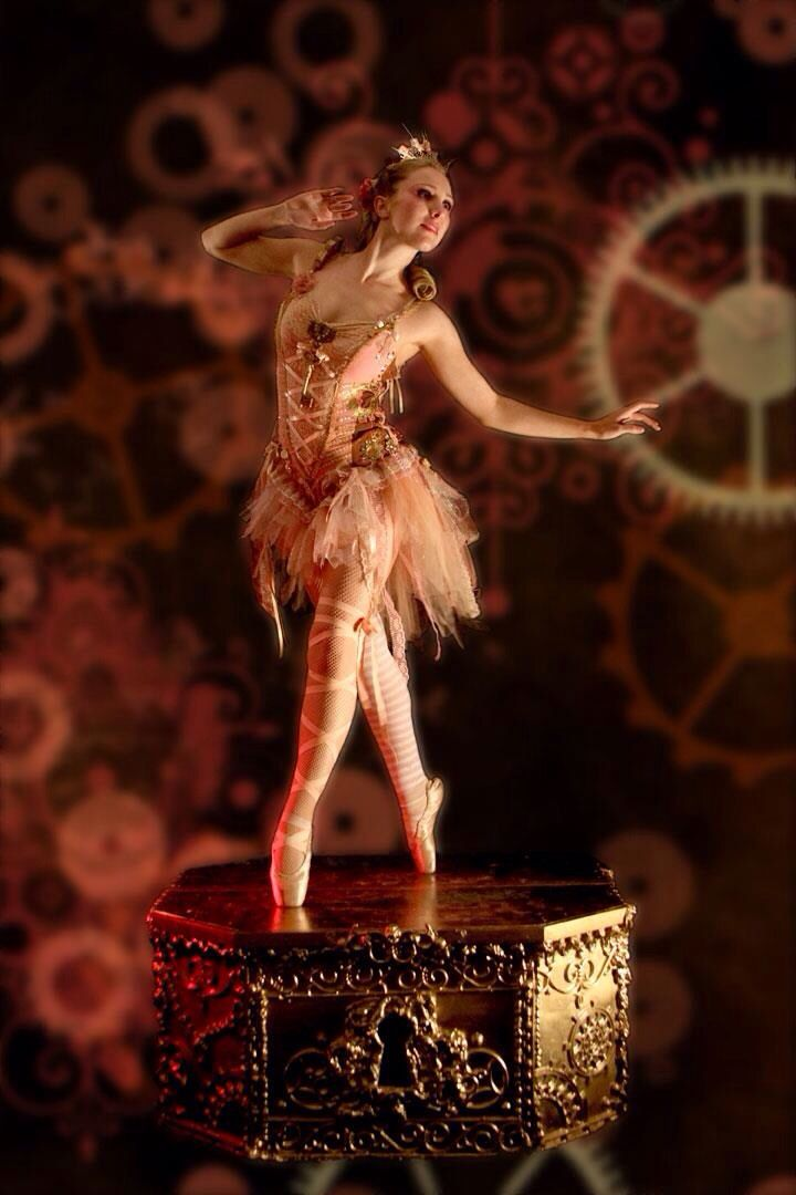 33 Best Music Box Ballerina Images On Pinterest