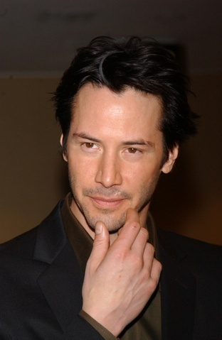 """Yes, I am thinking something diabolical. No, I won't tell you what it is. Okay--go ahead and guess. Wrong. Wrong. Wrong. Okay--stop guessing."" (chicfoo) keanu"