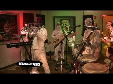 """Pants"" by Here Come the Mummies (Bob and Tom Show) http://www.bobandtom.com"