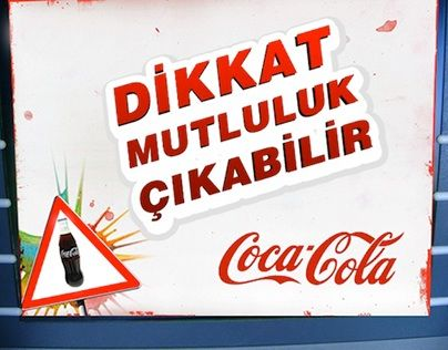 """Check out new work on my @Behance portfolio: """"Coca Cola Branding Visuals"""" http://be.net/gallery/45449759/Coca-Cola-Branding-Visuals"""