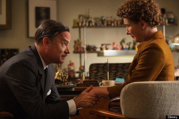 """Saving Mr. Banks"" Tom Hanks as Walt Disney"