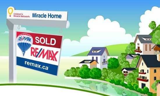 """Put the right sign on your home """" Remax """""""