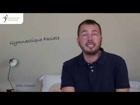 Julien Kaibeck - Beauté au Naturel : Exercices pour atténuer les rides - YouTube