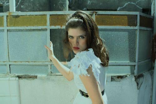 The little white dress by Rose Bucher.  Find us on facebook or visit www.rosebucher.com!