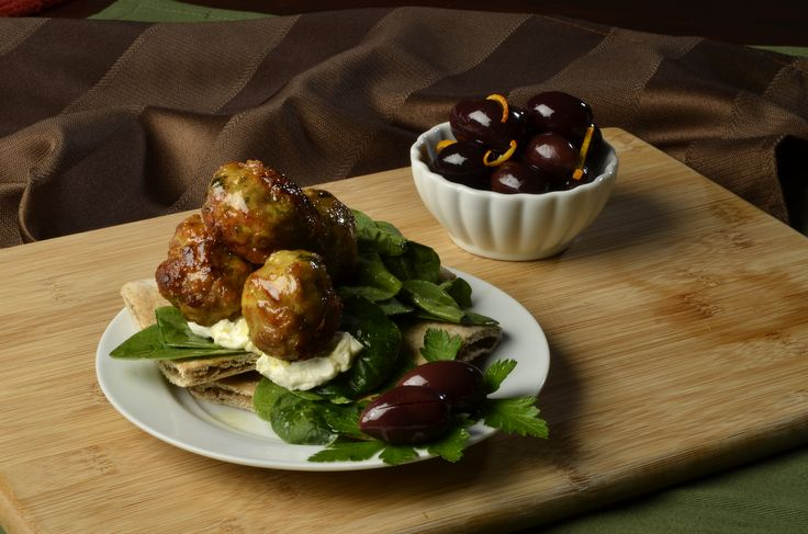 Greek Meatballs - Castella Imports