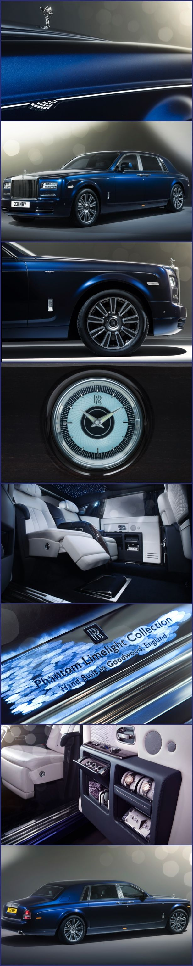 A New Approach to Luxury – Phantom Limelight - Prepare, Relax, Arrive #RollsRoyce #Luxury #Lifestyle