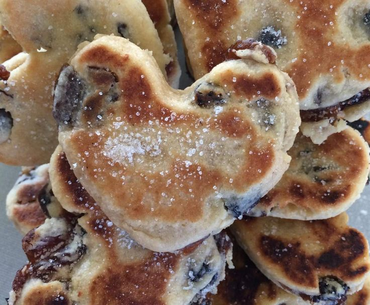 Recipe Traditional Welsh Cakes by Ms RhiB - Recipe of category Baking - sweet